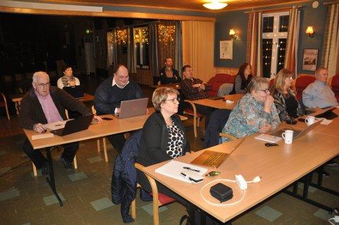 UTSATTE: Kommunestyret i Flakstad utsatte valg av entreprenør til bygging av ny skole på Ramberg. Foto: Magnar Johansen