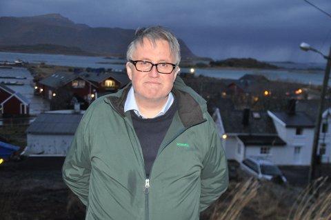 NÆRINGSFOND: Teknisk sjef Morten Wirkola oppfordrer næringsdrivende i Flakstad til søke næringsstøtte.
