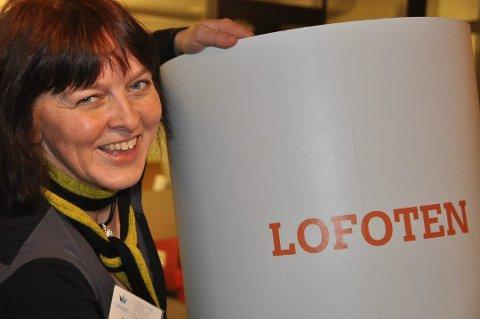 SLUTTER: Elisabeth Dreyer gir seg etter ni år som leder av Destination Lofoten. Arkivfoto.