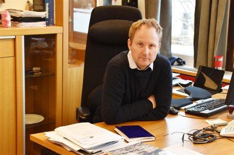 STENGE: -Vi vurderer derfor nå å stenge Lofoten fysisk ved hjelp av politi og /eller heimevernet, sier  Remi Solberg men understreker at det foreløpig ikke er fattet noen beslutning om dette.
