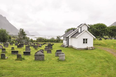 BEGRENSNINGER: Kun de nærmeste pårørende som får delta i begravelser,