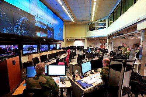 FOH: Forsvarets Operative Hovedkvarter.