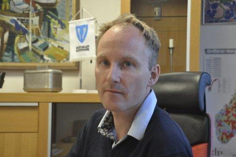 FISKERIMELDING: Remi Solberg er skeptisk til at Stortinget skal behandle kvotemeldingen mens landet er uten egen fiskeriminister.