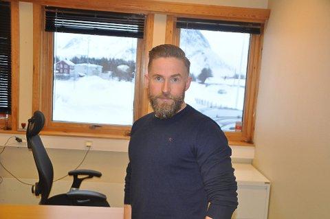 BYTTER JOBB: Håvard Walla (45) starter i ny jobb 1. juli.