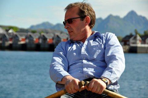 NYTT SELSKAP: Svein Tennes vil skape mer aktivitetet på eiendommen sin i Moskenes.  Arkivfoto