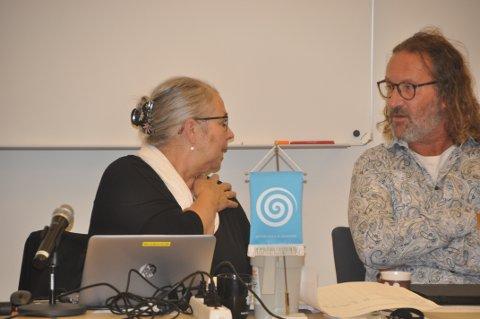 COOP-ETABLERING: Varaordfører Bjørn Jensen (SV) var langt mer skeptisk til Coop-butikk nær Reine sentrum enn ordfører Lillian Rasmussen (Bygdelista).