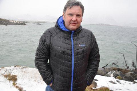 FISKERI: Stortingsrepresentant Jonny Finstad beklager striden om kvotemeldingen. - Fiskeflåten er avhengig av forutsigbarhet.