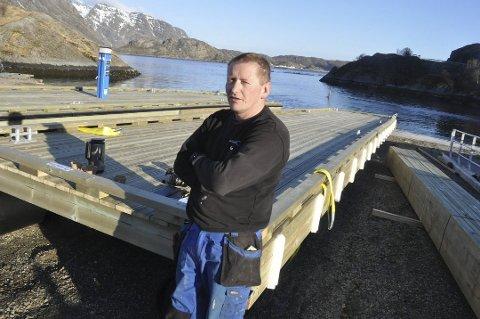 ØKER: Ivar Karlsens bedrift passerte fem millioner i omsetning i fjor.