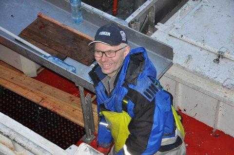USKADD: - Det var utrolig bra at ingen ble skadet ved de to aksjonene vi deltok i, sier Kjell Ingebrigtsen.