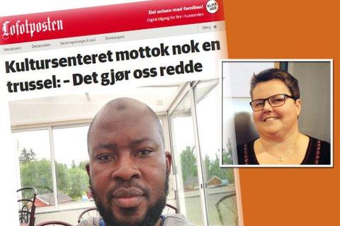 - Som prest og prost i Lofoten har jeg mange positive møter med mine muslimske medvandrere på denne jorda. Jeg opplever respekt fra deres side, og jeg viser selvfølgelig respekt for dem, skriver Kristine Sandmæl (innfelt)  i dette debattinnlegget.