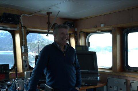 FERGE: Nestleder i Arbeiderpartiet, Bjørnar Skjæran, mener kutt i fergeprisene er viktig for folk langs kysten.