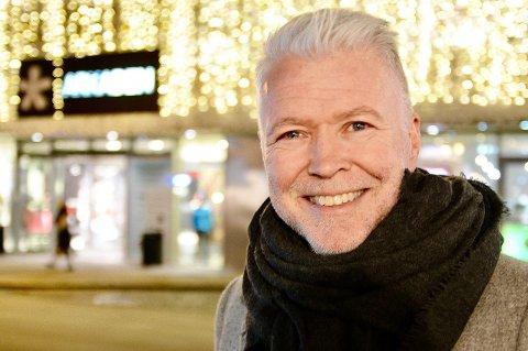 SALG: Det å selge Våganavisa var for meg både rett og lett, sier tidligere stifter, hovedeier og redaktør Edd Meby (62).