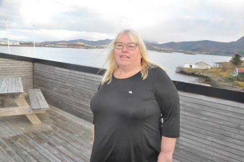 FERGEKUTT: Beate Bø Nilsen (Høyre) advarer mot å legge inn rutekutt i det nye anbudet for ferge Melbu - Fiskebøl. Foto: Magnar Johansen