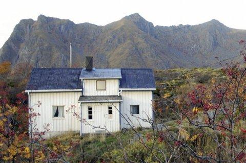 ODDEN: Nå er det klart at Lofoten turlag blir ny eier av dette området