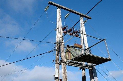 ØKNING: På gitte tidspunkt på dagen er strømprisene på sitt klart dyreste.
