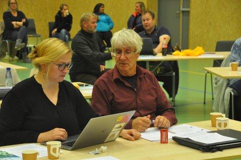 KRITISK: SV-politiker Runhild Olsen i Moskenes er kritisk til kommunens behandling av søknader til næringsfondet.