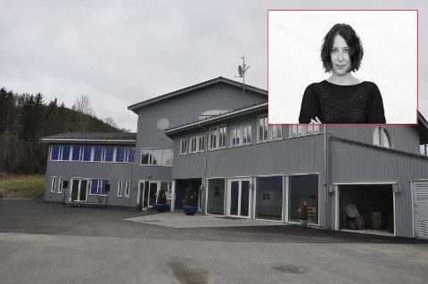 LYSERE TIDER: Rektor ved Nordland kunst- og filmhøgskole Katja Eyde Jacobsen forteller at hun og resten av de ansatte ser frem til det nye kullet kommer.