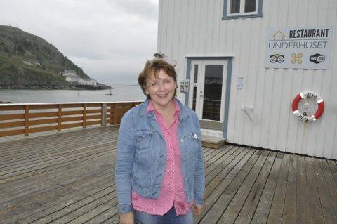 RORBU: Dagmar Gylseth i Sakrisøy Rorbuer får godkjenning hos Nordland fylkeskommune.