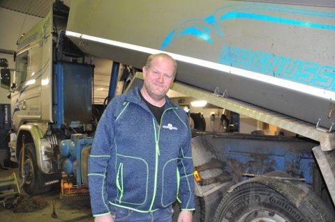 Ørjan Magnussen er styreleder i Thore Magnussen & Sønn AS. Han eier selskapet sammen med Marius Nærheim Lindgaard.