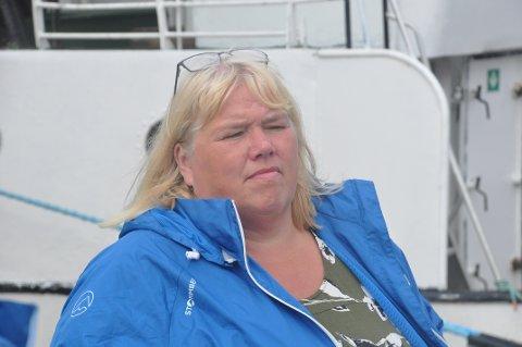 KRITISK: Beate Bø Nilsen (Høyre) er kritisk til å bruke penger på å få TV-serie til Bodø. Foto: Magnar Johansen