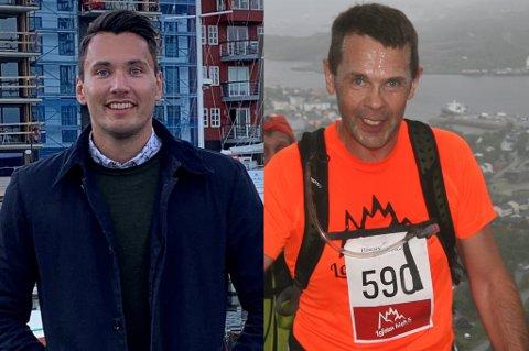 Erlend Svartsund og Lars Andersen har sagt ja til å stille i lederverv i SIL.