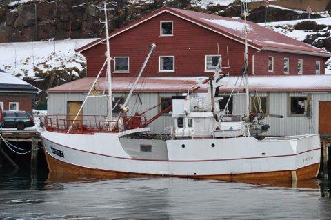 "GODT ÅR: Et godt fiske for ""Bjørntind"" førte til pluss i regnskapet for rederiet."