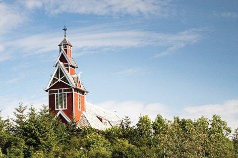 Buksnes kirke.