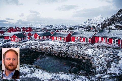 Krisen vil bli stor om et koronautbrudd skulle føre til at sommersesongen blir amputert, sier Vestvågøy-ordfører Remi Solberg (innfelt).