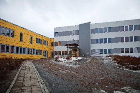 Vestvågøy sykehjem på Gravdal.