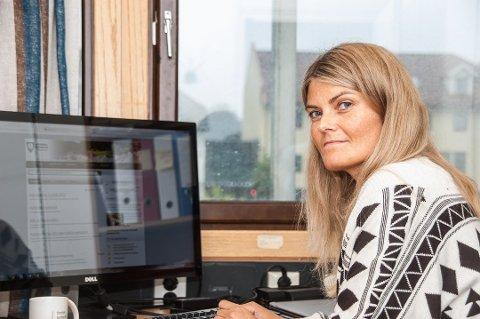 FORBAUSET: Prosjektleder Ann Karin Fuglestad ble forbauset over at regionens største kommune ikke får økt antall meddommere i jordskifteretten.