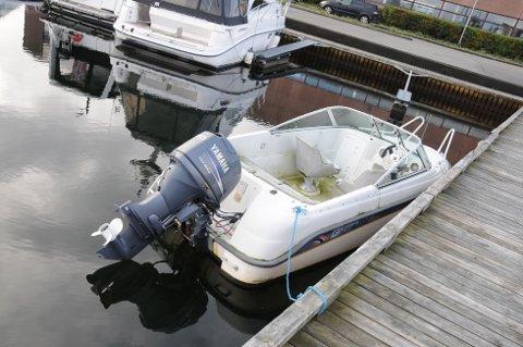 SKADER: Åtte båtskader i Lyngdal til 220 000 kroner – det er sommerens oppsummering fra ett av forsikringsselskapene.