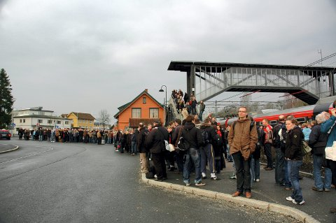 VOKSER: Vestby kommune vokser rekordfort i en befolkningsprognose fra fylkeskommunen.