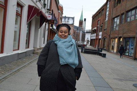 Tar byen og kirken i bruk: Ulrika Flink, en av fem kuratorer for Momentum.