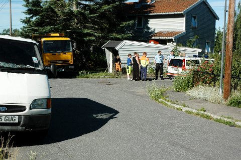 PÅ PLASS: Britiske asfaltarbeidere har vært i politiets søkelys de siste årene. Nå er de på plass i Våler og Svinndal. (Arkivfoto)