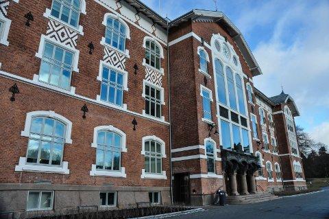 HOVEDSTAD: Buskerudpolitikere er fasinert av universitet på Ås og mener stedet kan egne seg som regionhovedstad i Viken.