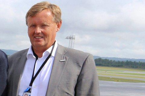 UVISST: Espen Ettre i Jotunfjell Partners sier nå det er helt åpent om det blir en åpning av Moss lufthavn Rygge neste år. - Vi har passert overtiden, men så lenge vi er i samtaler er det håp, sier han.