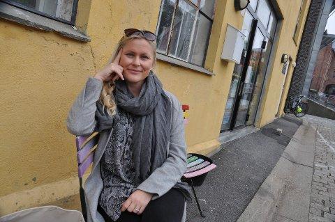 ENGASJERT: Beate Torjussen Østberg arrangerer Grønn inspirasjonsdag på HOF.