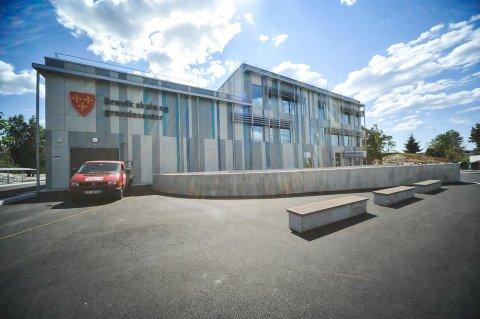 NY: Nye Brevik skole åpnet dørene i august i år.