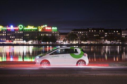 TIL OSLO: NSB vil ta elbil-konseptet fra København til Oslo.