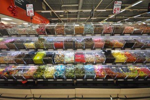 FLERE DRAR: Reiser til Sverige er blitt enda mer populært i år enn tidligere, hjulpet av økt sukkeravgift og svakere svensk krone.