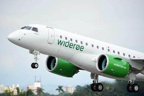 Bedre tilbud: Widerøe har nå skaffet seg samarbeidsavtale først med KLM og nå med Air France.