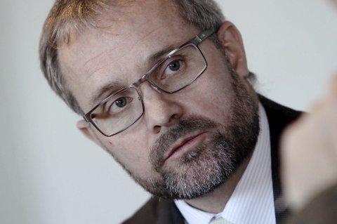 Knut Ragnar Johannessen, siviløkonom og trafikkflyver som prøvde å skape ny aktivitet på Rygge