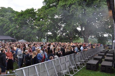 FESTIVALER I NORGE: Den norske sommeren fylles hvert år med festivaler i det ganske land. Her fra Lyse Netter på Alby sist sommer.