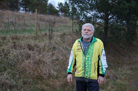 Orienteringsklubben i Moss er i full gang med planlegging av kart og stolper til Stolpejakten i Vestby og Son. Ingar Finstad skal bistå med oppfølging og vedlikehold på frivillig basis når stolpene er på plass.