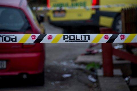 SKJEDDE UTENDØRS: Den fatale slåsskampen skal ha skjedd utendørs på en adresse på Lisleby i mars i år.