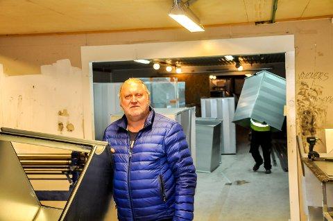 KONKURSRAMMET IGJEN: Tommy Leret står i sin sjette konkurs med Østfold Inneklima AS. Han hevder tap på prosjekter og at firmaet har blitt fakturert for varer de ikke har fått levert, som årsak til konkursen.