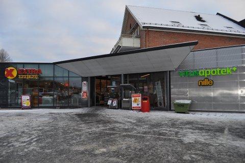 MISTER BUTIKK: Kambosenteret mister en av sine butikker i april.