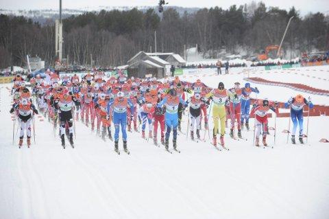 MASSEMØNSTRING UTGÅR: Langrennskomiteen ønsker å avlyse norgescupen for junior og Hovedlandsrennet i vinter. Derimot vil senior-NM gå som normalt.