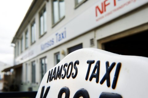 NYE UTFORDRINGER: Drosjeselskapet skal nå utføre oppdragene som tidligere var Namdal Taxis ansvar.