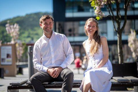 EGET FORLAG. Julien S. Bourrelle og Elise H. Kollerud.
